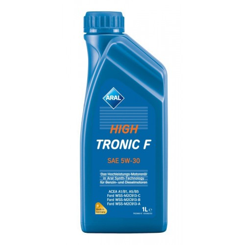 Масло моторное ARAL High Tronic F 5W30 (1L)