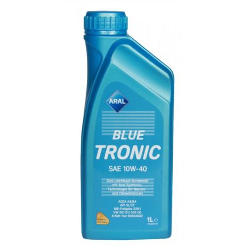 Масло моторное ARAL Blue Tronic 10W40 (1L)
