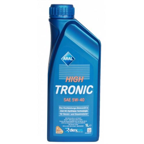 Масло моторное ARAL High Tronic 5W40 (1L)