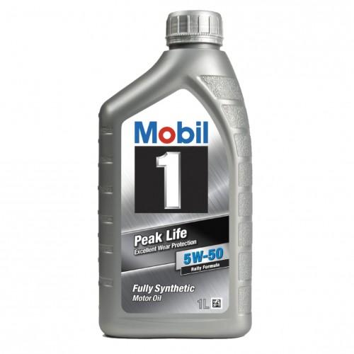 Масло моторное MOBIL 1 5W50 (1L)