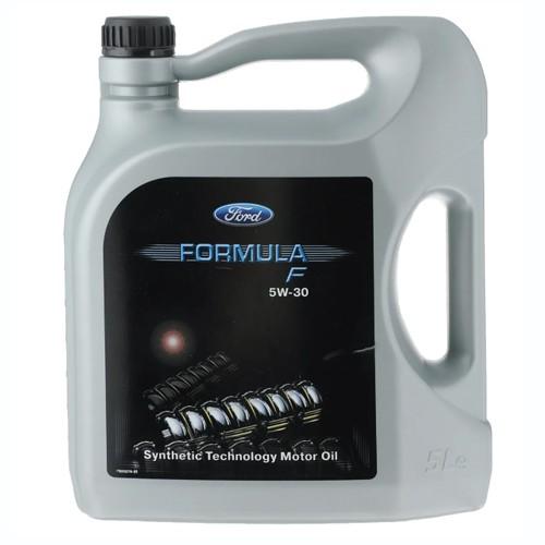 Масло моторное Formula F 5W-30 155D3A (5л)