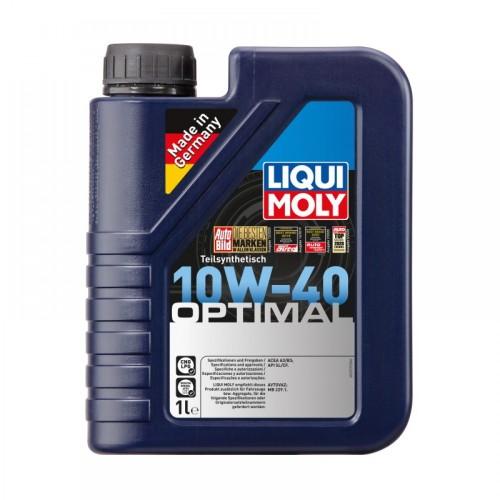 Моторное масло Liqui Moly Optimal 10W40 (1 л.)