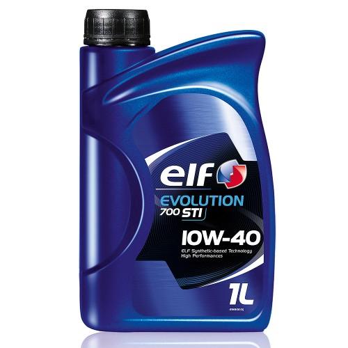 Масло моторное ELF EVOLUTION 700 STI 10W40 вв (1L)