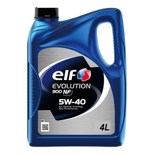 Масло моторное ELF EVOLUTION 900 NF 5W40  (4L)