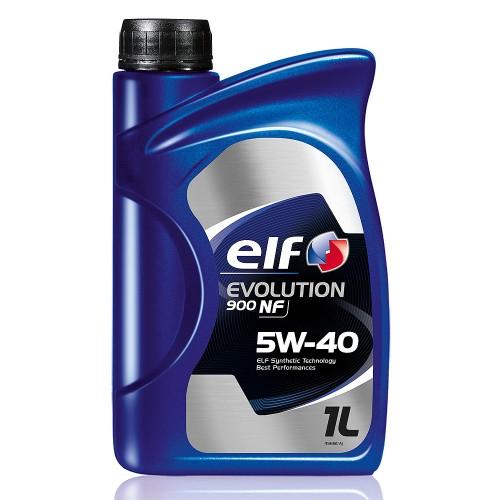 Масло моторное ELF EVOLUTION 900 NF 5W40 (1L)