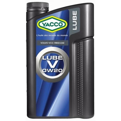 Объем 1л. YACCO Lube V 0W-20 - 304625