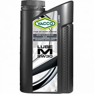 Объем 1л. YACCO Lube M 5W-30 - 306025