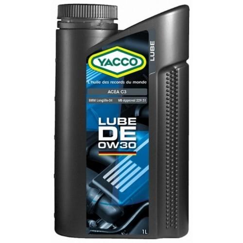 Объем 1л. YACCO Lube DE 0W-30 - 305825