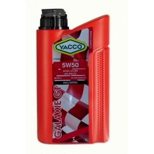 Объем 1л. YACCO Galaxie GT 5W-50 - 310525