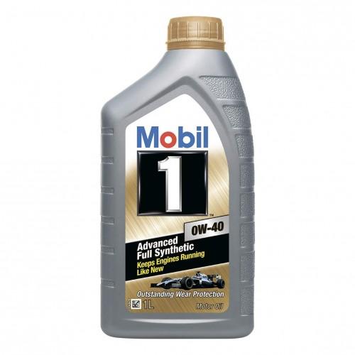 Масло моторное MOBIL 1 0W40 (1L)