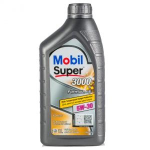 Масло моторное MOBIL SUPER 3000x1 FE  5W30 (1L)