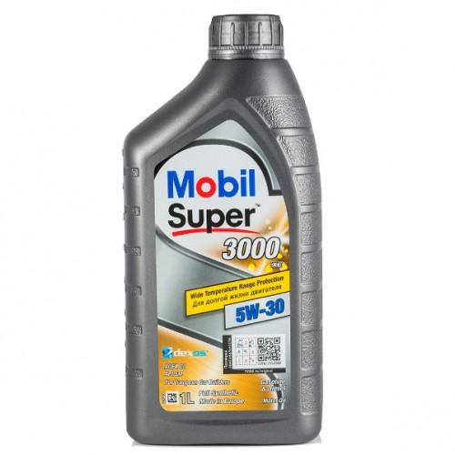 Масло моторное MOBIL SUPER 3000 XE 5W30 (1L)