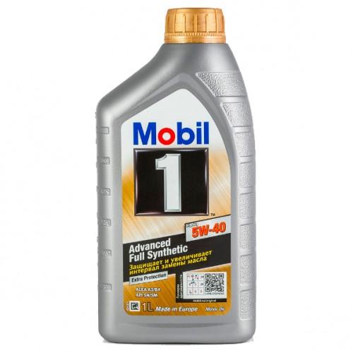Масло моторное MOBIL 1 FS X 1 5W40 (1L)