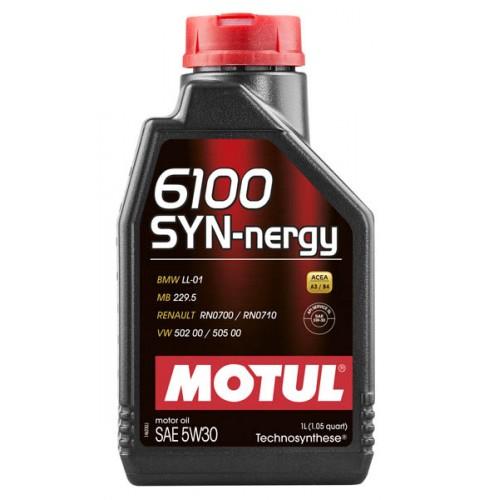 MOTUL 6100 Syn-Nergy 5W30 (1L)