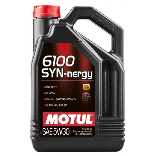 MOTUL 6100 Syn-Nergy 5W30 (4L)
