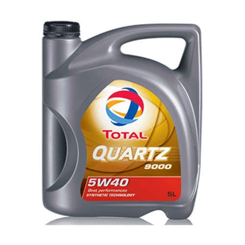 Total Quartz 9000 5W-40 4л