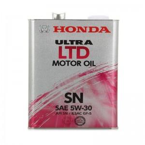 Honda Ultra LTD 5W30 SN 4 л