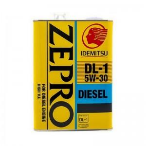 IDEMITSU Zepro Diesel 5W-30 4 л