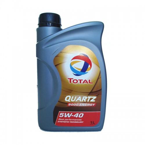 Quartz  Energy 9000 5W-40 1л
