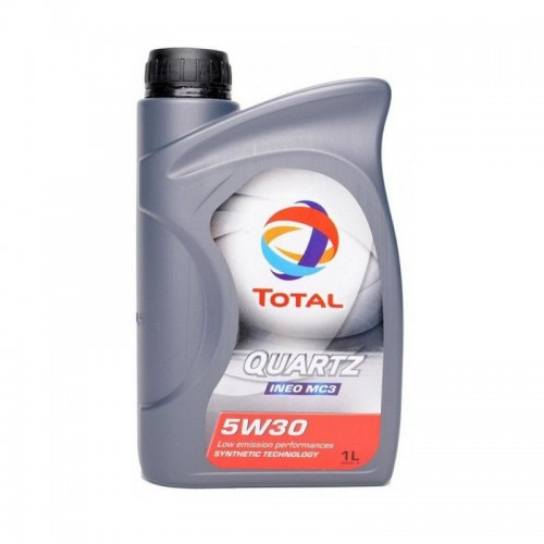 TOTAL Quartz Ineo MC3 5W-30 1 л