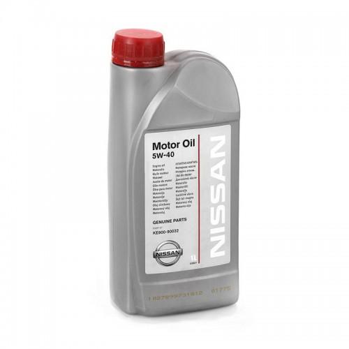 Масло моторное NISSAN KE90090032R 5W40 (1L)