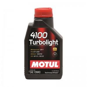Motul 4100 Turbolight 10W40 1 л