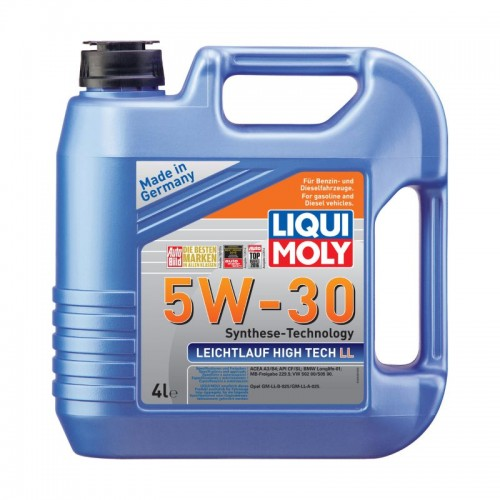 LIQUI MOLY Leichtlauf High Tech LL 5W-30 4 л