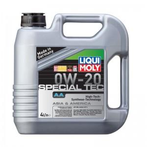 LIQUI MOLY Special Tec AA 0W-20 4 л