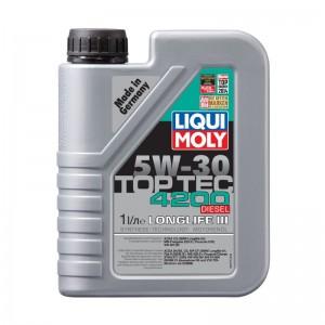 LIQUI MOLY Top Tec 4200 Diesel 5W-30 1 л