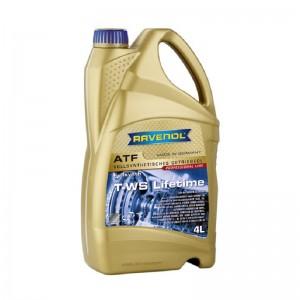Трансмиссионное масло RAVENOL ATF T-WS Lifetime 4 л