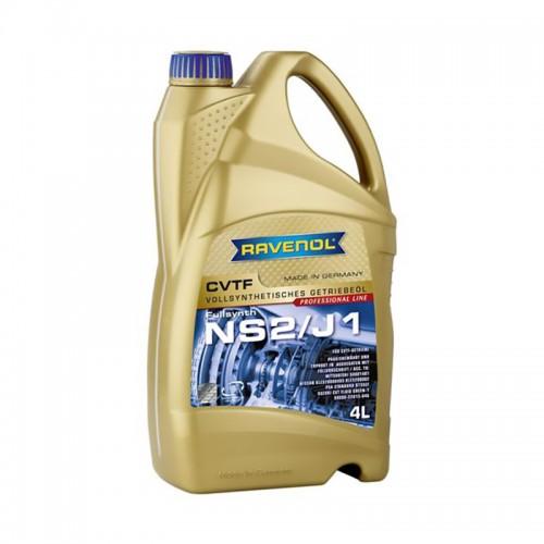 RAVENOL CVTF NS2/J1 Fluid, 4л