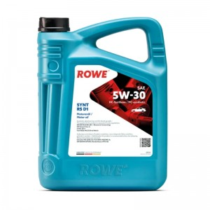 Моторное масло ROWE Hightec Synt RS D1 SAE 5W-30 5 л