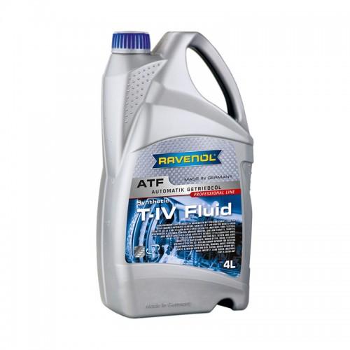 RAVENOL ATF T-IV Fluid, 4л