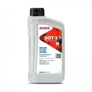 ROWE Hightec Brake Fluid Super DOT 5.1, 1л