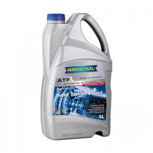 RAVENOL ATF MM SP-III Fluid, 4л