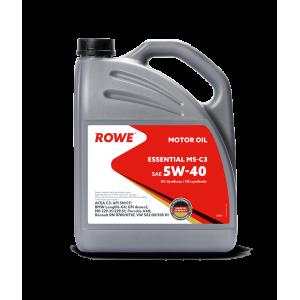 ROWE ESSENTIAL SAE 5W-40 MS-C3 5л