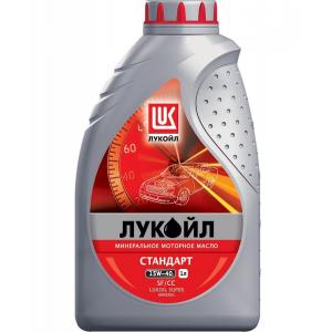 Масло моторное ЛУКОЙЛ Стандарт SF/CC 15W40 (1L)