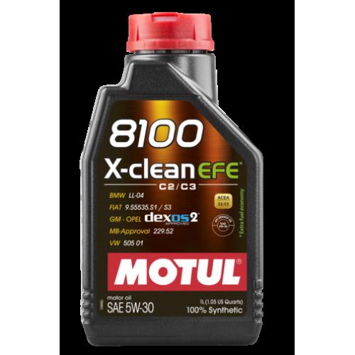 MOTUL 8100 X-clean EFE 5W30 (1л)