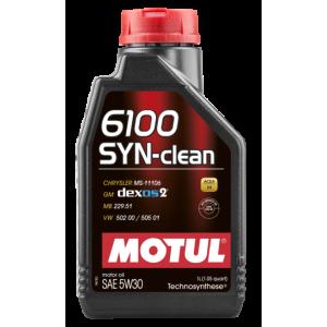 MOTUL 6100 Syn-Clean 5W30 (1L)