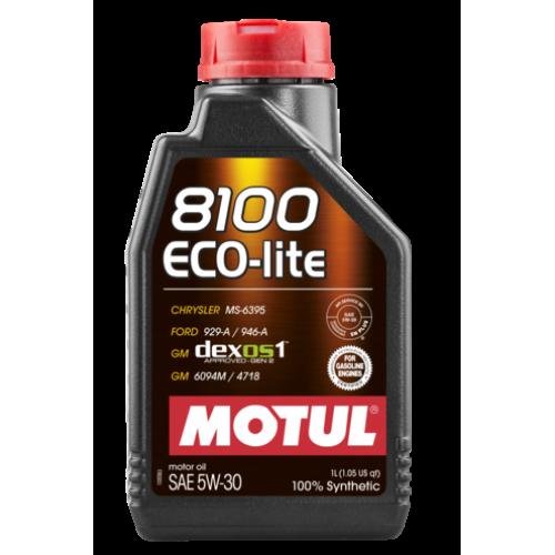 MOTUL 8100 Eco-Lite  5W30 (1L)