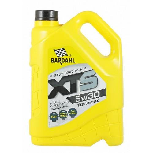 Масло моторное BARDAHL XTS 5W30 SL/CF A1/B1 A5/B5 (5л)