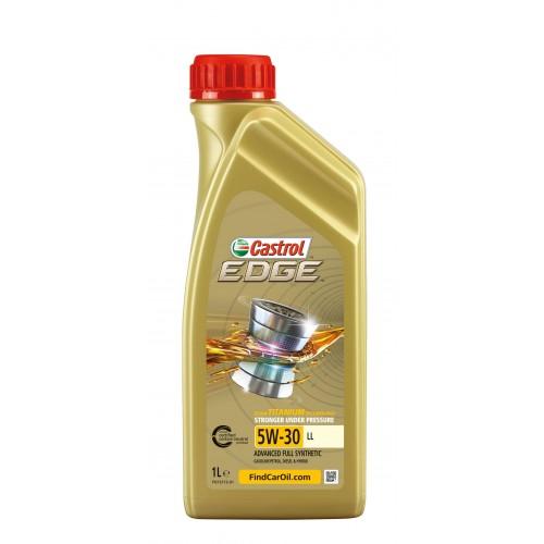 Масло моторное CASTROL EDGE 5W30 LL (1L)