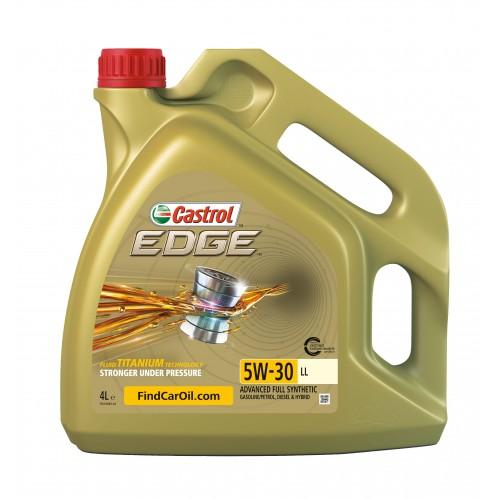 CASTROL EDGE 5W30 LL (4L)