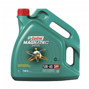 Масло моторное CASTROL MAGN D 5W40 DPF  (4L)