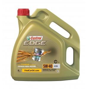 Масло моторное CASTROL EDGE 5W40 A3/B4 (4L)