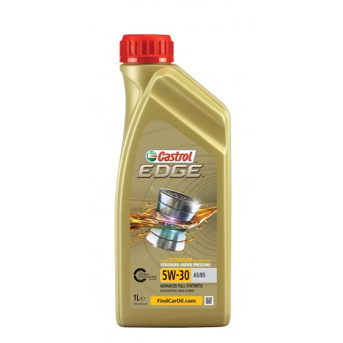 Масло моторное CASTROL EDGE 5W30  A5/B5 (1L)