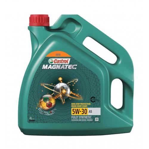 CASTROL MAGNATEC 5W30 A5 FORD (4L)