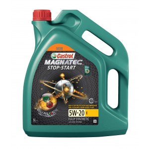 Масло моторное CASTROL MAGN STOP 5W20 E (5L)
