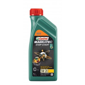 Масло моторное CASTROL MAGN STOP 5W20 E (1L)