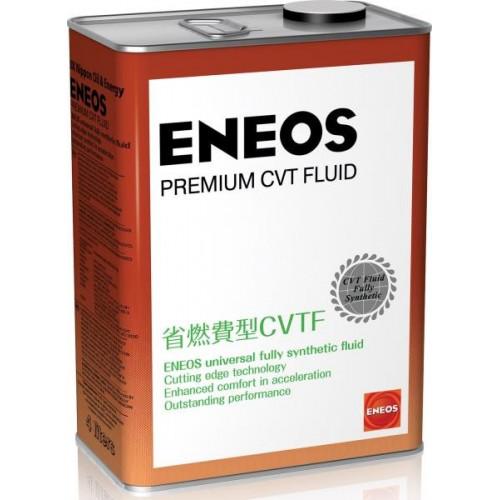 Масло трансмиссионное ENEOS Premium CVT Fluid (4л)